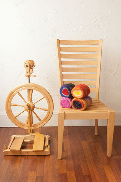 Luxe Spinning Kit - Bright