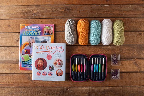 Kids Crochet Kit