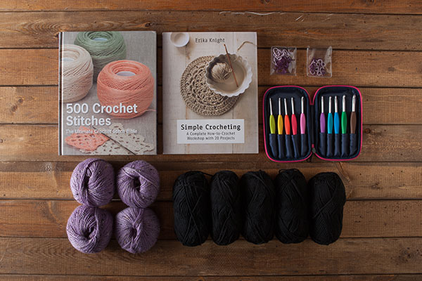 Beginner Crochet Tool Kit