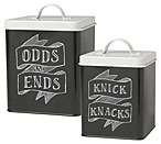 Odds and Ends Set of 2