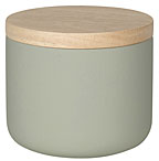 Agate Gray Canister - Small