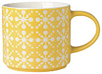 Sunrise Stacking Mug Yellow 16oz