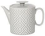 DiamanteTeapot Gray 28oz