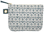 Seven Seas Large Zipper Pouch