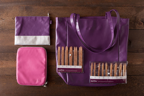 Sunstruck Accessories Kit - Pink + Purple