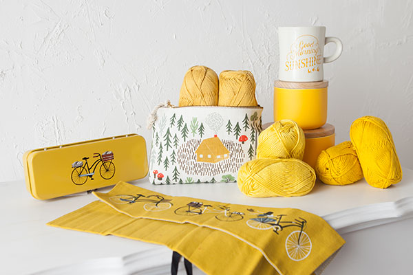 Mellow Yellow Craft Kit