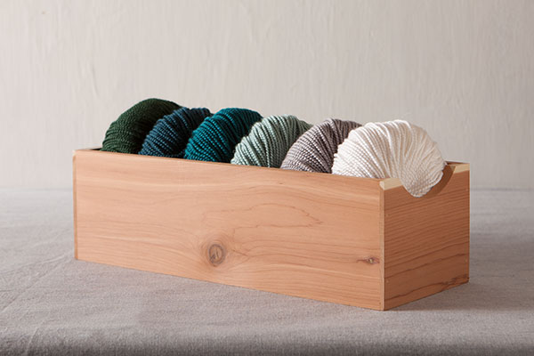 Paragon Cedar Box Kit - Windswept