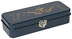 Mystique Steel Pencil Box