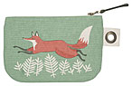Hill & Dale Small Zipper Pouch