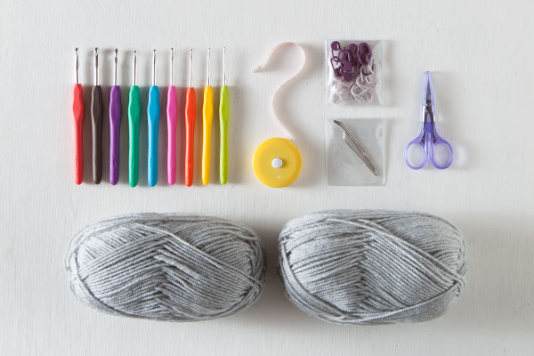 Beginner Crochet Kit