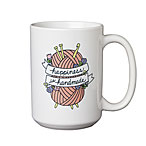 Happiness is Handmade 15oz Mug