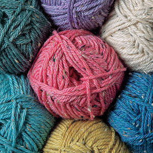 Wool of the Andes Tweed Yarn