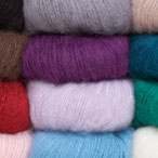 Reverie Worsted; baby alpaca yarn, alpaca yarn for sale, alpaca silk yarn, Superfine alpaca yarn