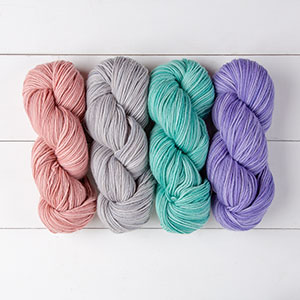 Preciosa Tonal Worsted Yarn