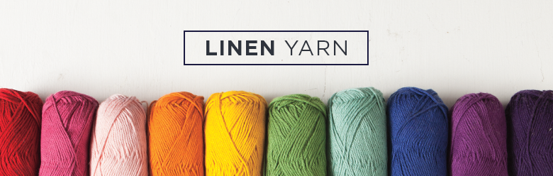 Linen Yarn Blends