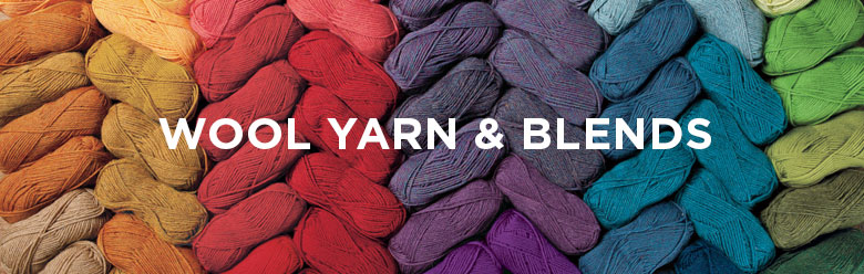 Wool Yarn & Blends