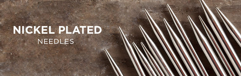 Nickel Plated Knitting Needles