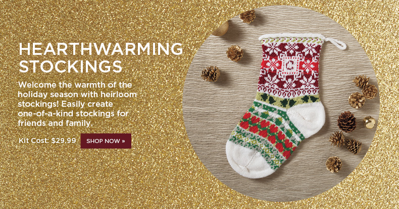 Hearthwarming Stocking Kit