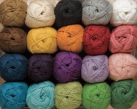 Cotton Knitting Yarn Australia : Comfy fingering yarn knitting from knitpicks