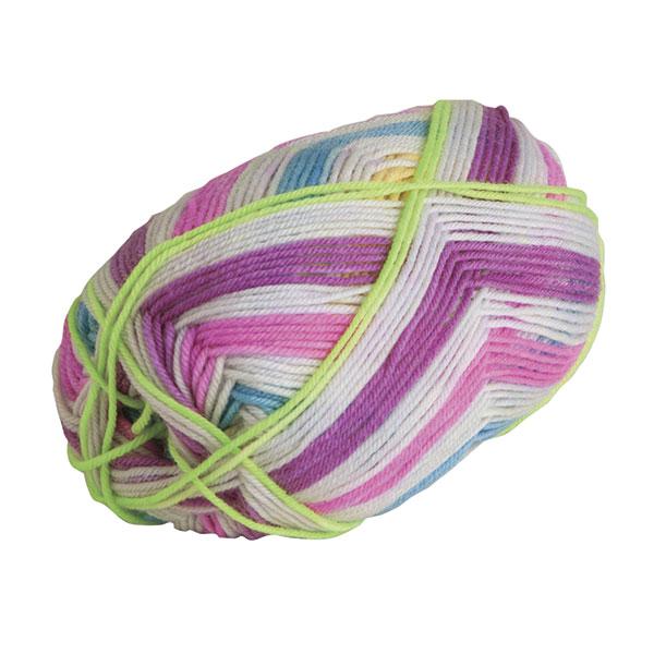 Stripey Sock Yarn Felici in Kaleidoscope from knitpicks.com