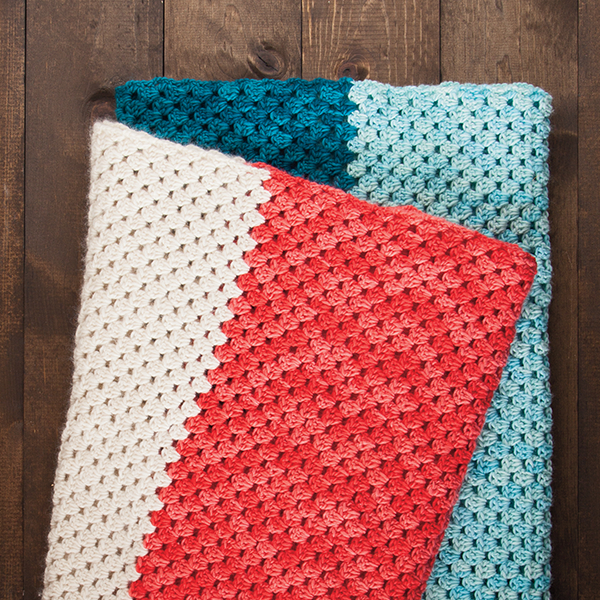 Beginner Crochet Blanket