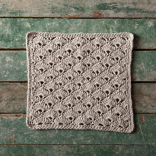 Crochet the Jazz Age Washcloth