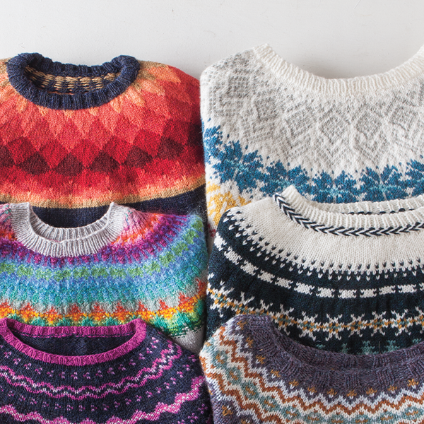 All About Colorwork