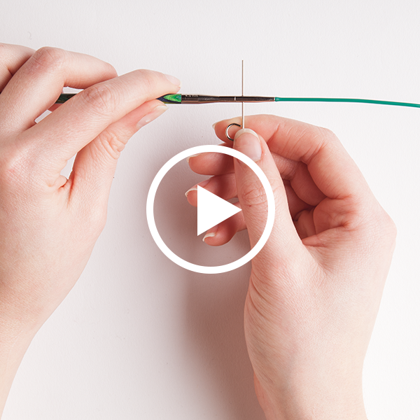 Assembling Interchangeable Needles in 3 Easy Steps