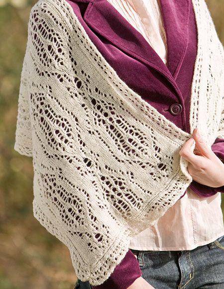 Wens Wedding Shawl Pattern Knitting Patterns And Crochet Patterns