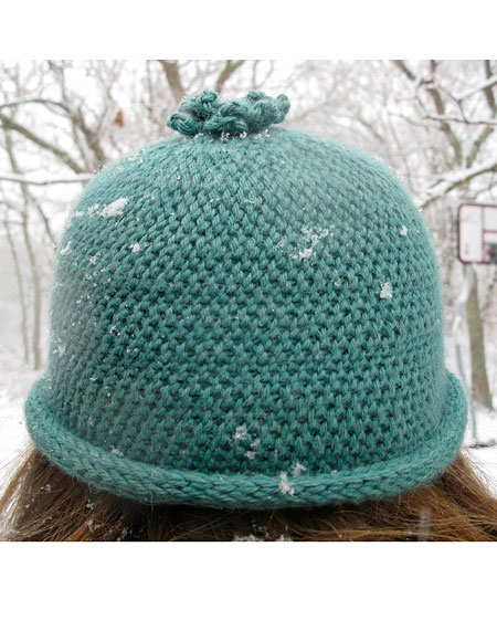 Crochet Knit Stitch Hat : Slip Stitch Crochet Hat - Knitting Patterns and Crochet Patterns from ...