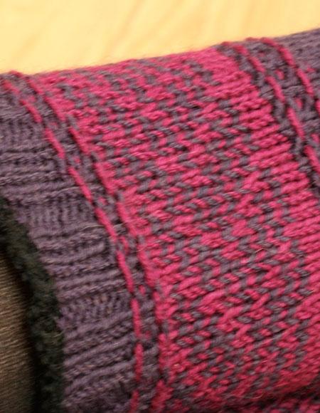 Herringbone Slip Stitch Socks - Knitting Patterns and Crochet Patterns from K...