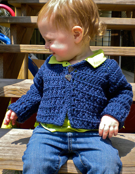 Rustic Raglan Crochet Baby Sweater Knitting Patterns And Crochet
