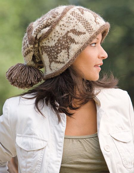 Horse Hat Knitting Patterns And Crochet Patterns From Knitpicks