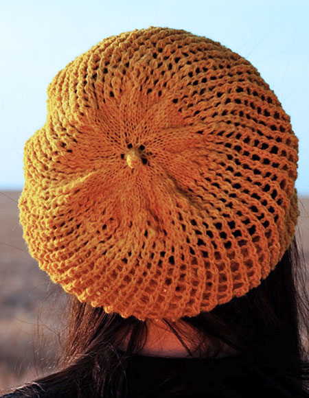 Knit Summer Hat Patterns Free : Indian Summer Hat - Knitting Patterns and Crochet Patterns from KnitPicks.com