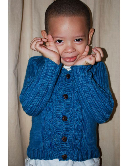 Daycare Child Sweater Knitting Patterns And Crochet Patterns From