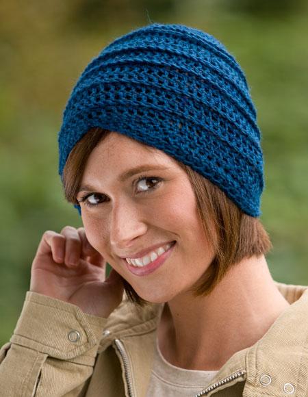 Amelia Lana Crochet Cloche Knitting Patterns And Crochet Patterns