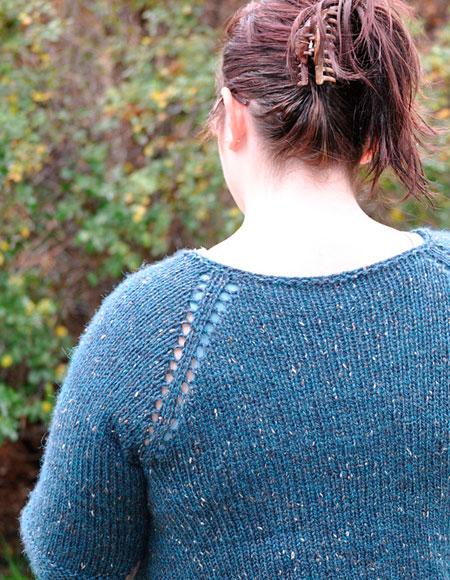 September Swing Cardigan - Knitting Patterns and Crochet ...