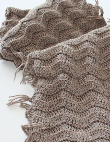 Crochet Infinity Scarf - Knitting Patterns and Crochet Patterns from ...