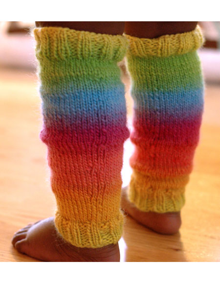 Chubbie Wubbies Baby Legwarmers - Knitting Patterns and Crochet ...