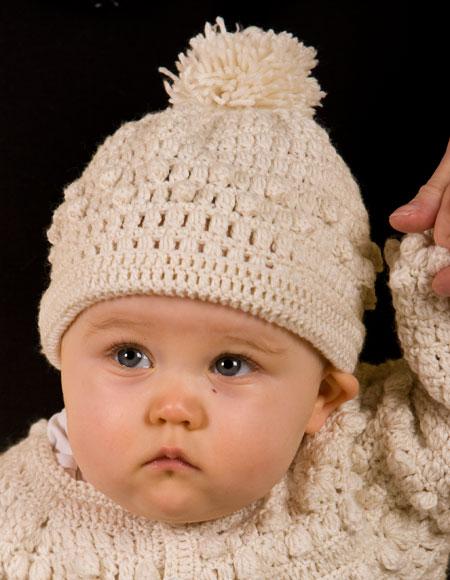 Boys Crochet Sweater & Hat - Knitting Patterns and Crochet Patterns ...