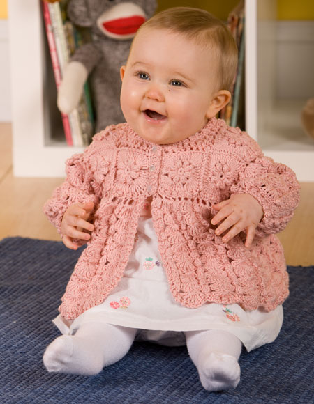 Girls Crochet Sweater Knitting Patterns And Crochet Patterns From