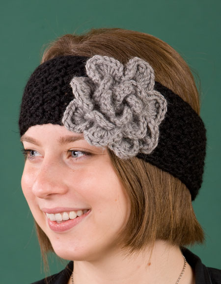Oxford Crochet Headband/Ear Warmer - Knitting Patterns and Crochet ...
