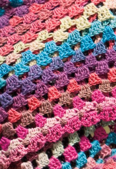 Hippie Chick Crochet Shawl Knitting Patterns And Crochet Patterns