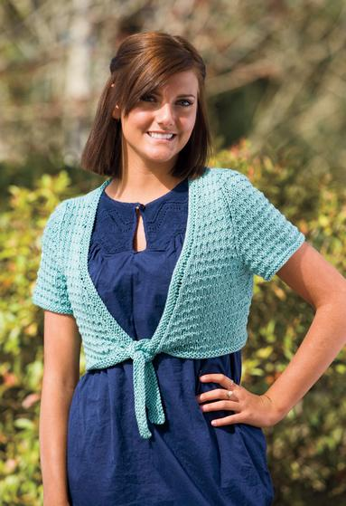 Cindy Lou Shrug Knitting Patterns And Crochet Patterns From