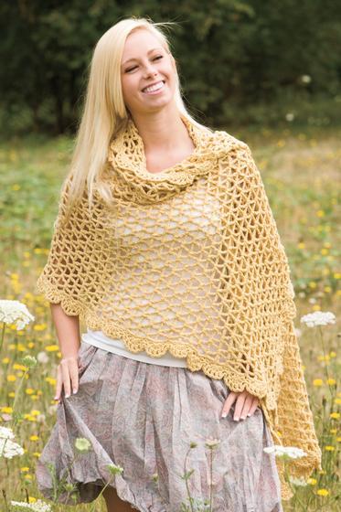 Bridges Crochet Wrap Knitting Patterns And Crochet Patterns From