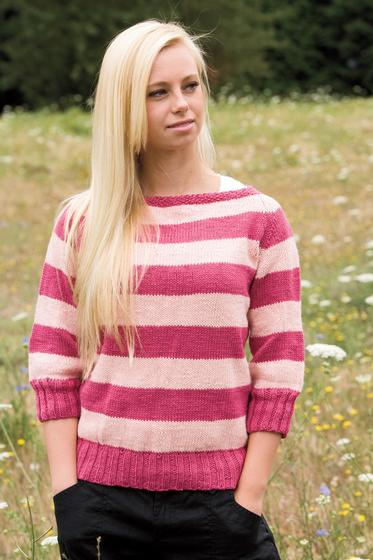 Seamless Boatneck Sweater Knitting Patterns And Crochet Patterns