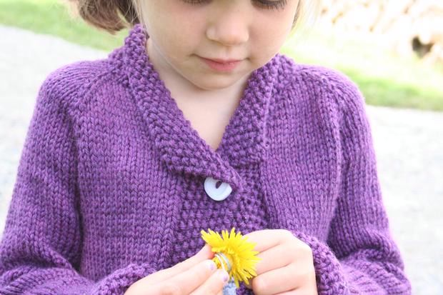 Top Down Encore Jacket Knitting Patterns And Crochet Patterns From