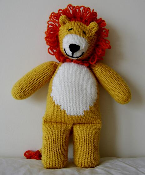 Loopy Lion Knitting Patterns And Crochet Patterns From Knitpicks
