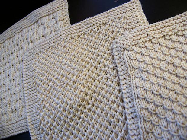 Organic Cotton Spa Cloths Set 1