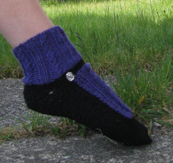 Shoes Sport Crochet